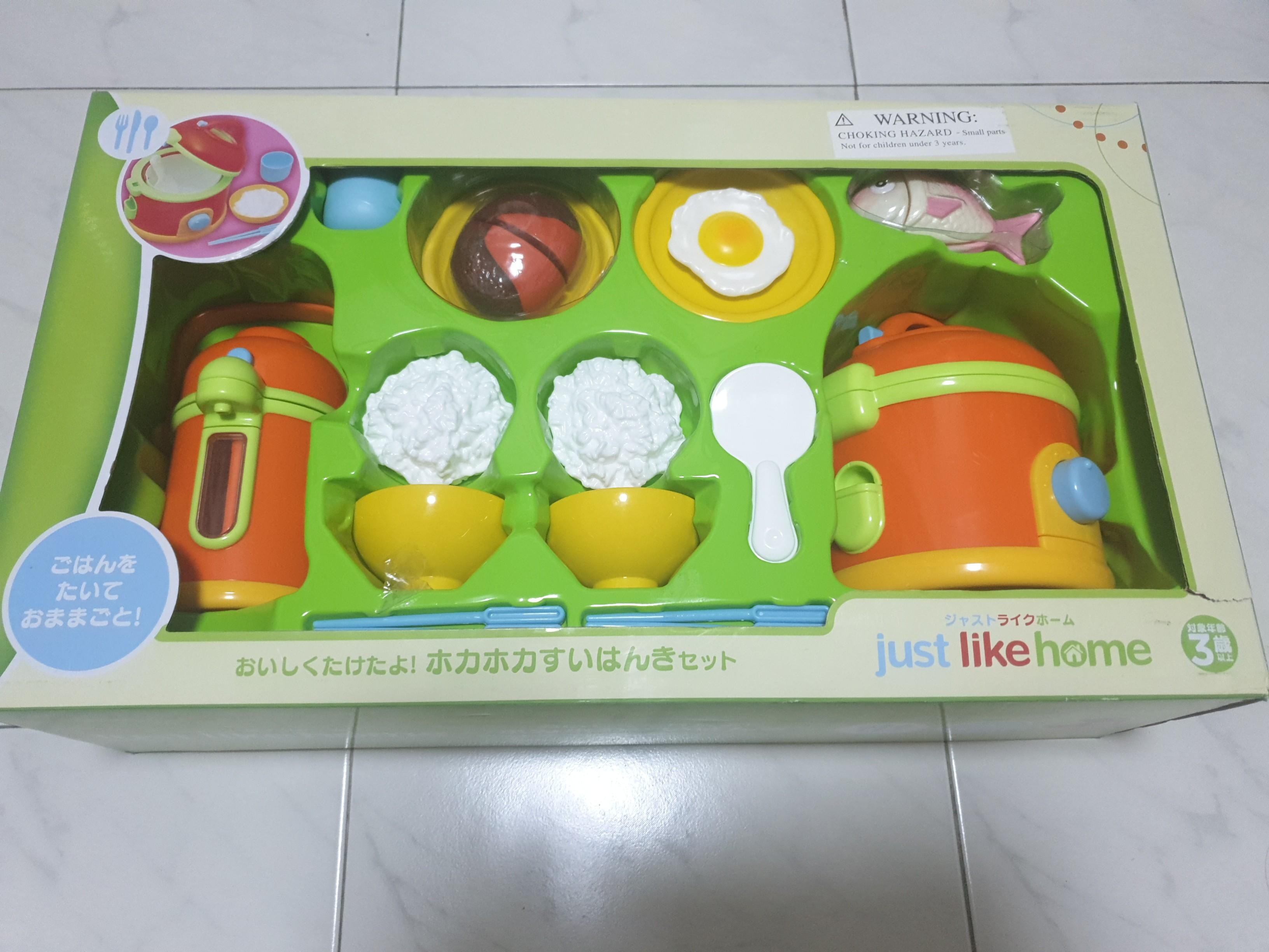 Japanese Kitchen Toy Set Super Cute Babies Kids Toys Walkers On Carousell