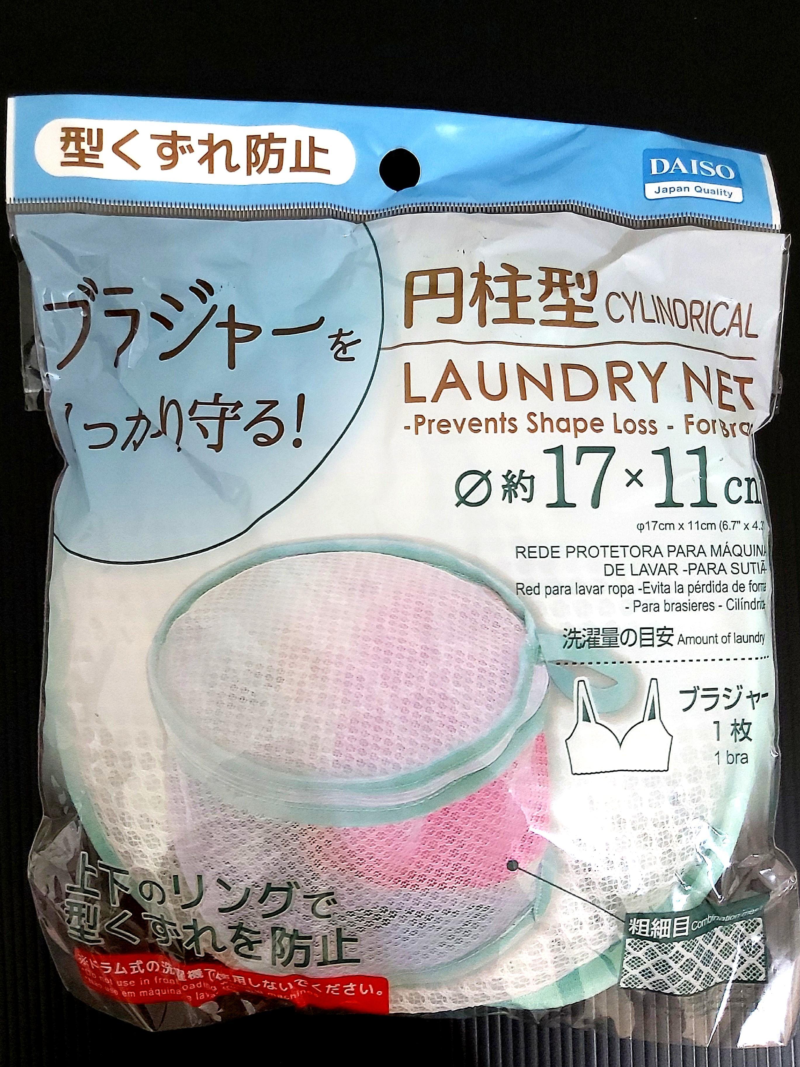 Laundry net for bra