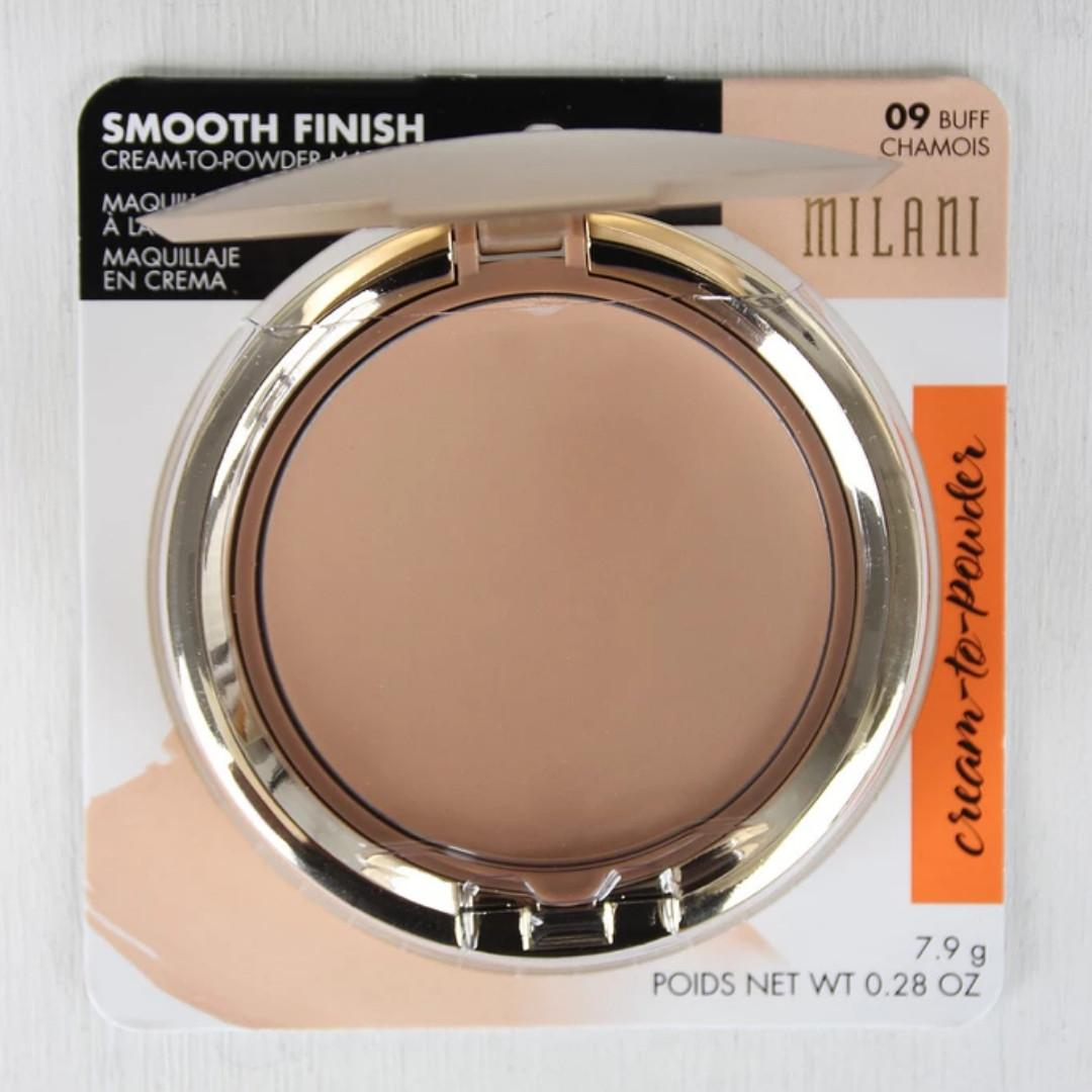 Conceal Perfect Smooth Finish Cream To Powder By Milani