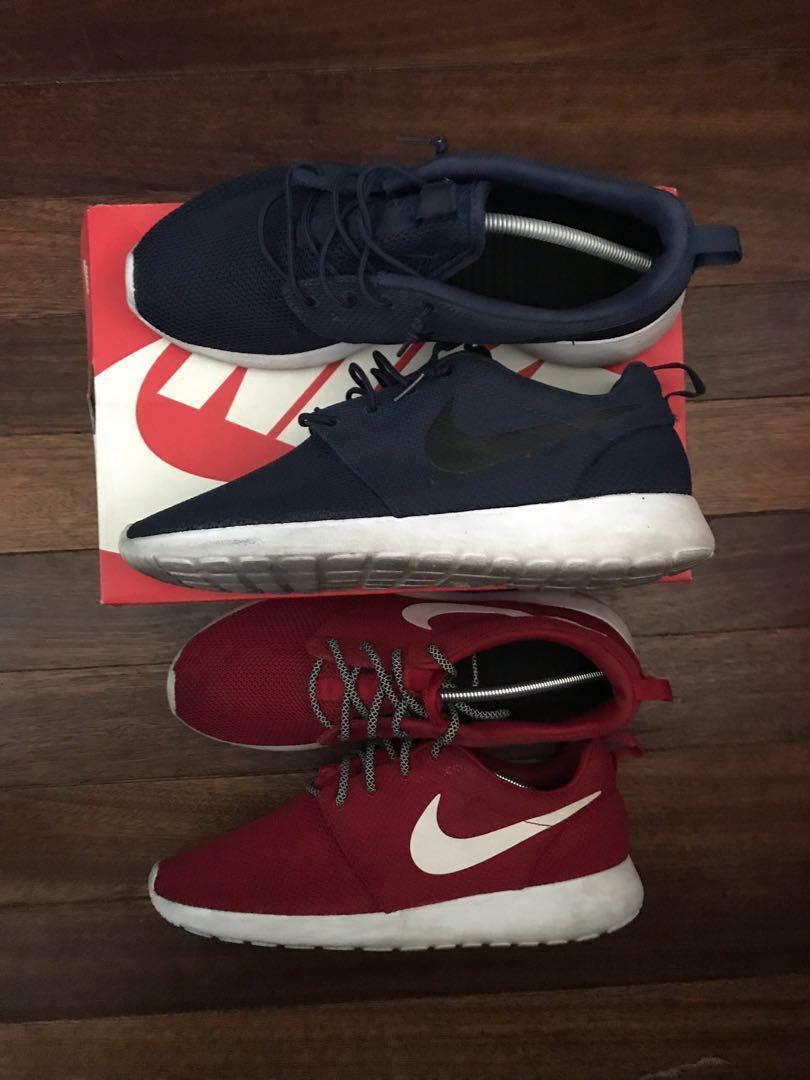 incondicional apoyo Adiós  Nike Roshe Run not jordan,adidas,yeezy, Men's Fashion, Footwear, Sneakers  on Carousell