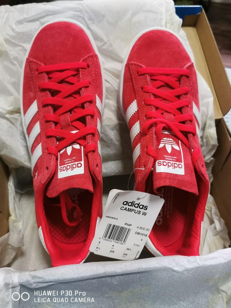 Original Adidas CAMPUS shoes, Women's