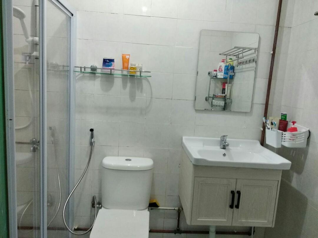 Plumbing Services With bathroom accessories  installation