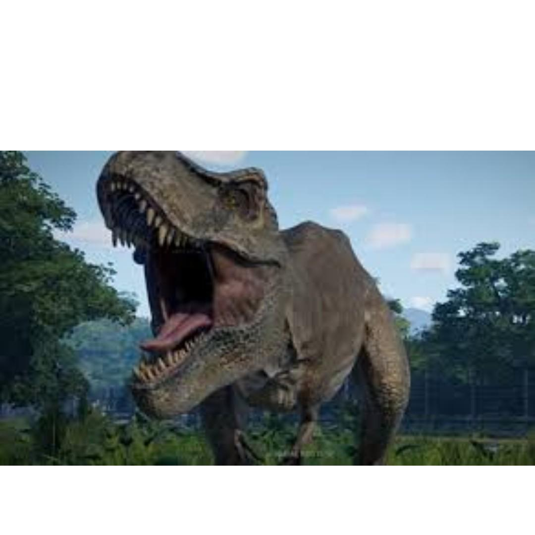 PS4 Jurassic World Evolution (English Version) / PS4 侏羅紀世界:進化 (英文版)