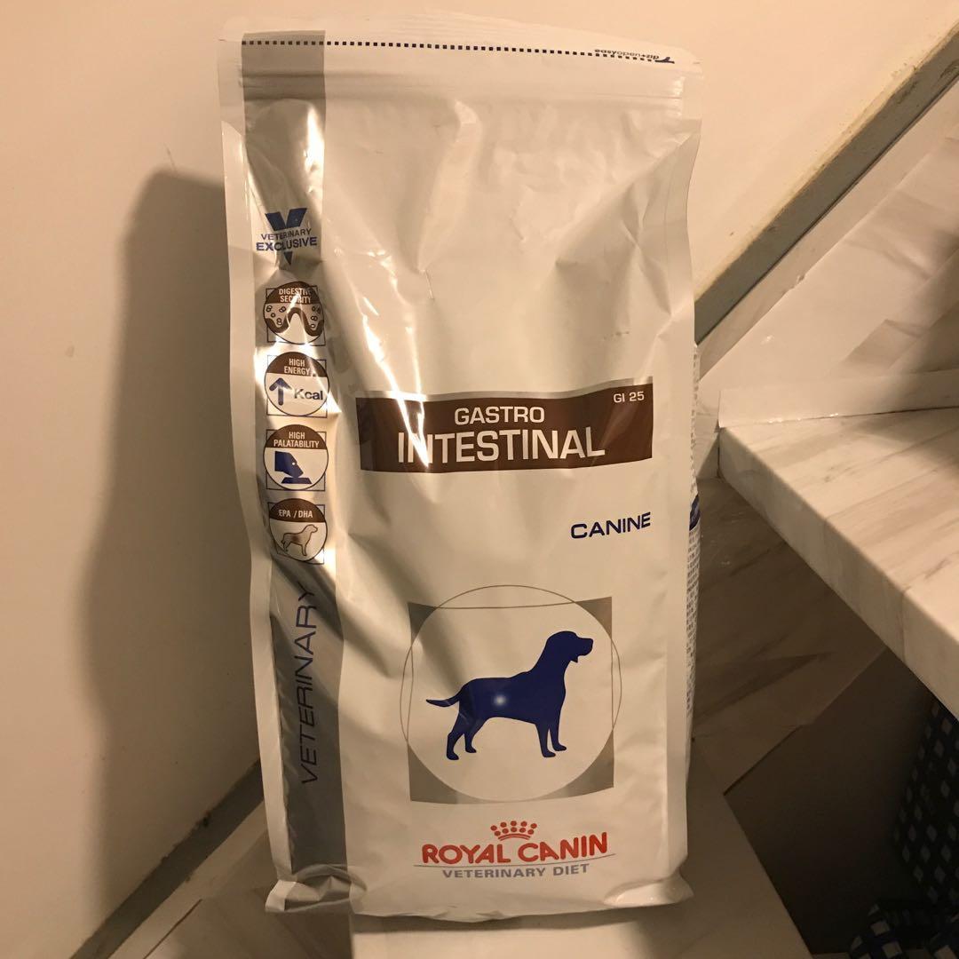 Royal Canin-Gastro Intestinal(GI25)獸醫配方乾狗糧-2公斤