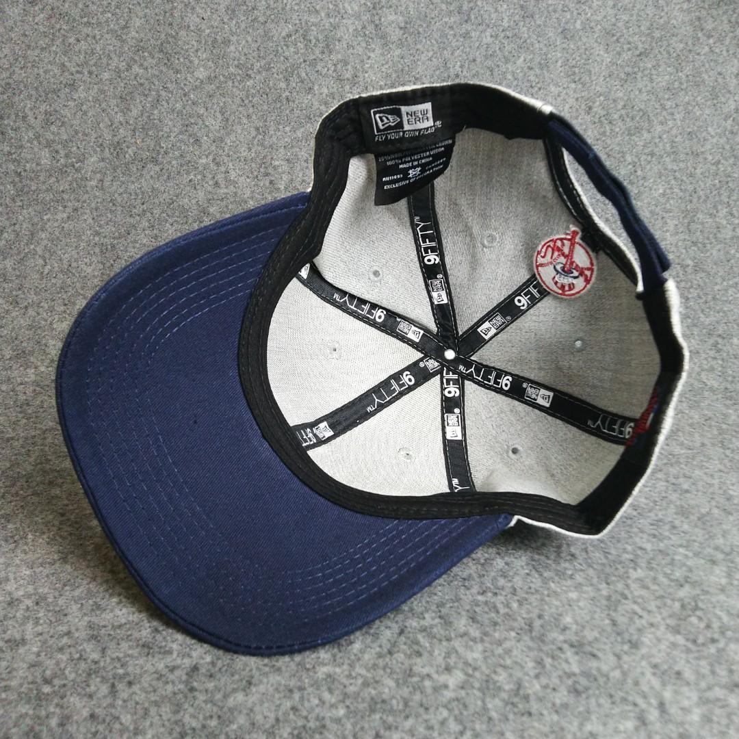 Topi caps baseball NY New york yankees