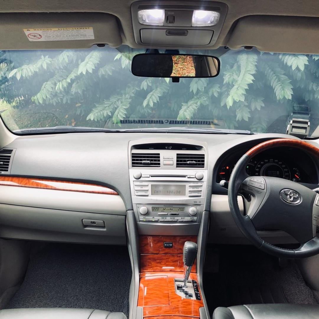 Toyota Camry long term personal lease