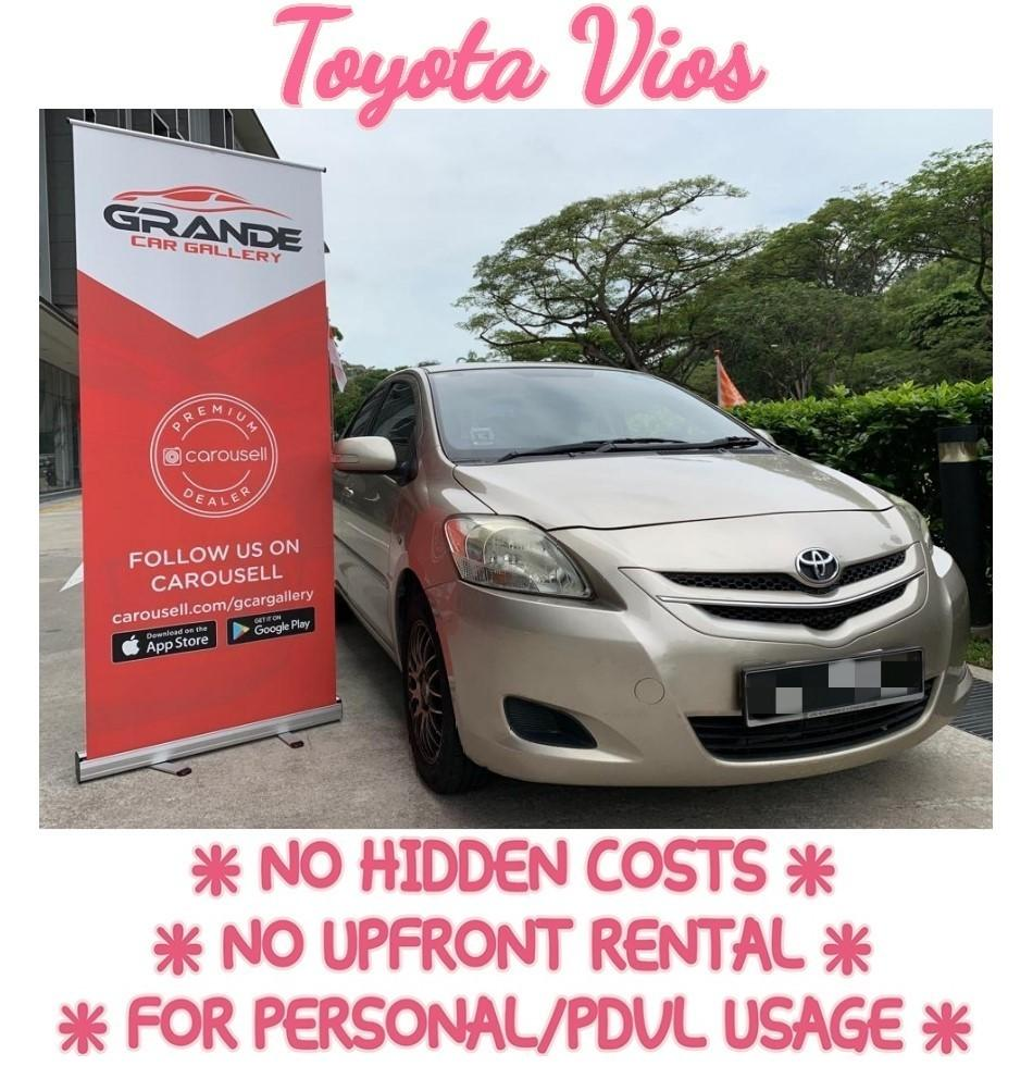 Toyota Vios 1.5 E Auto