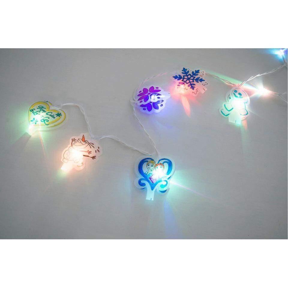 UK🇬🇧直送 Disney Frozen Create Your Own LED Fairy Lights