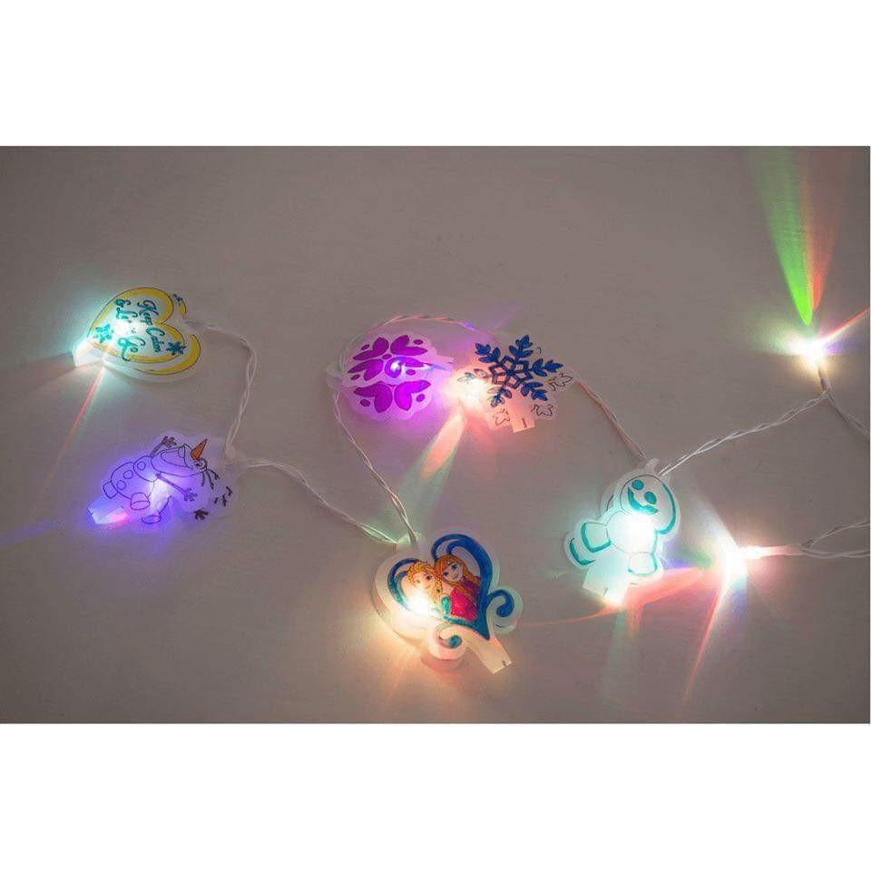 UK🇬🇧直送 Disney Frozen Create Your Own LED Fairy Lights