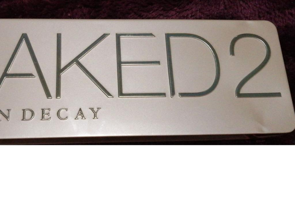 URBAN DECAY NAKED 2 EYE SHADOW PALETTE New + Authentic $50 [Final Price]