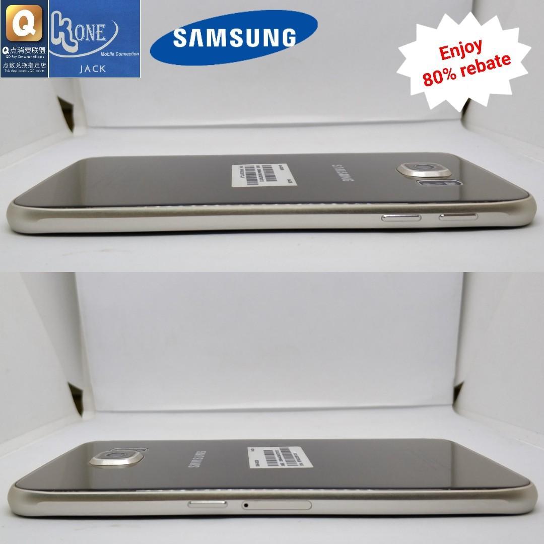Used Samsung Galaxy S6 64GB Gold
