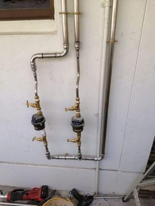 PUB Licensed Plumber- Relocation / Application of Water Meter