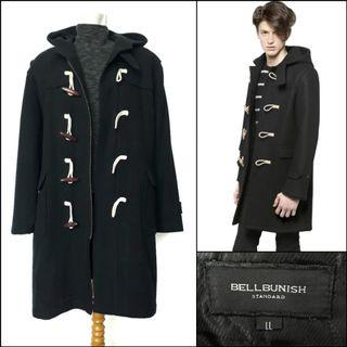 Men Long Coat /Winter Coat Pria/Wool Duffle Coat/Coat Cowok