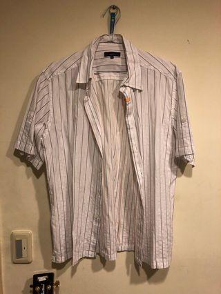 NET men's 短袖襯衫 L