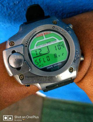 Bridgestone diver navy japan watches
