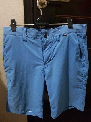Celana pendek biru hurley ASLI AUTHENTIC