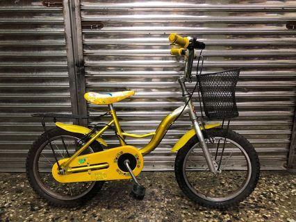 二手16吋兒童腳踏車二手16吋兒童車中古童車台北市