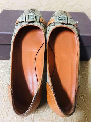 Gucci 經典平底鞋