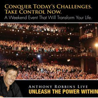 CHEAPEST GOLD Tickets - Tony Robbins - Unleash The Power Within Singapore Sept 6-9 -