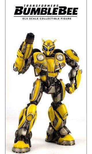 3A Transformer Bumblebee DLX