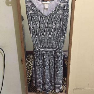 H&M JUMPSUIT TRIBAL