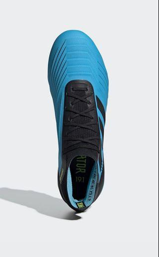 [New] Adidas Predator 19.1 Firm Ground Boots 10 UK (Latest)