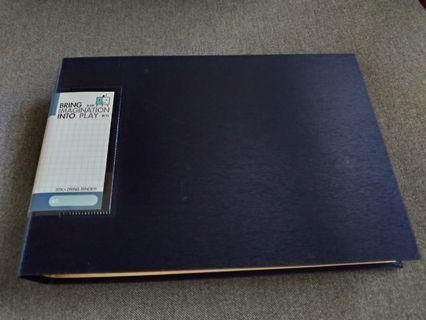 32K資料卡簿(22.2*15.2*4cm)