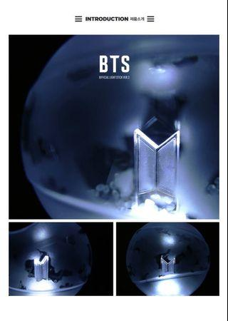 BTS OFFICIAL ARMY BOMB VER.3