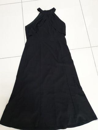 Size M - Tansshop black dress