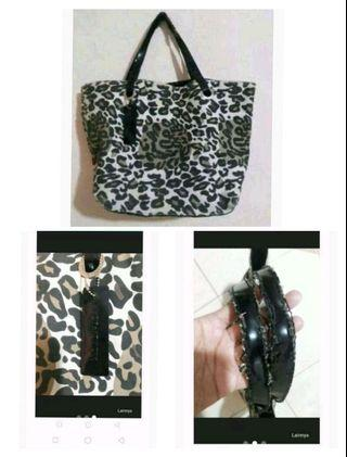 Toot bag leopard