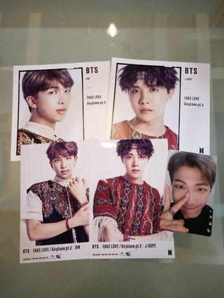 [CLEARANCE] BTS JAPANESE PC