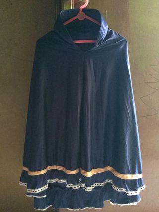 Hijab Navy / khimar /bergo