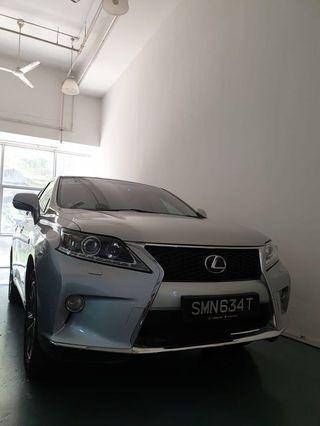 Used Lexus Hybrid