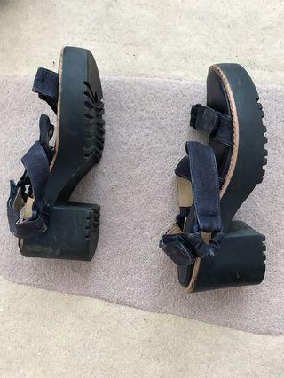 Zara trafaluc sandal
