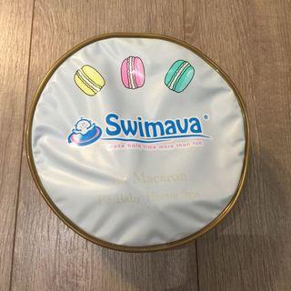 Swimava 馬卡龍充氣式迷你小澡盆