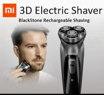 🚚 Blackstone 3D USB type C rechargeable shaver