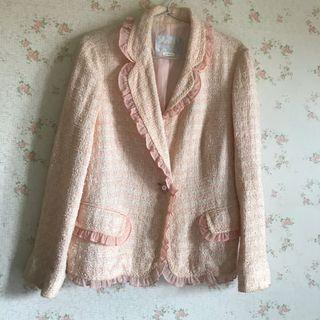 blazer import peach
