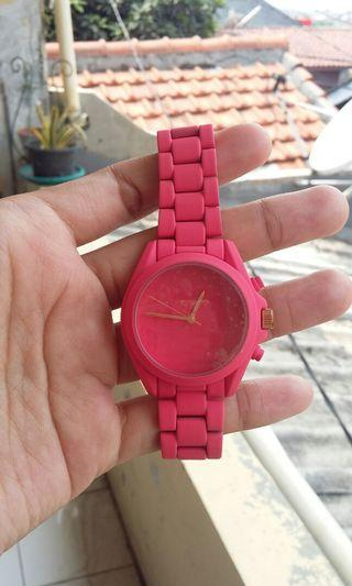 Mwatch / Jam Mwatch / Jam Pink