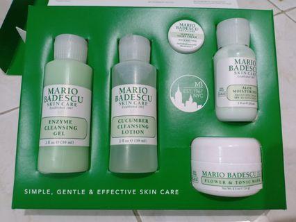 Mario Badescu Sample Sizes for Oily / Combo Skin Set