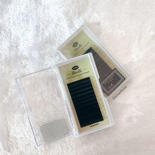 Classic Eyelash Extensions Tray (0.15mm C)