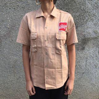 Coca Cola Workshirt