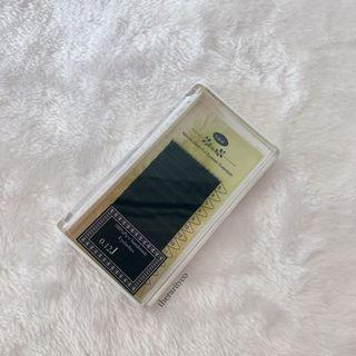 Classic Eyelash Extensions Tray (0.12mm J)