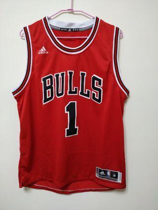 Derrick Rose NBA Jersey  basketball Adidas