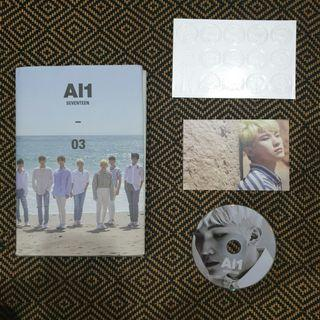 Seventeen Official Album: AL1 Version