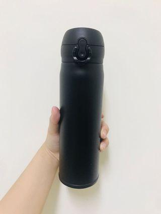 保溫瓶 消光黑
