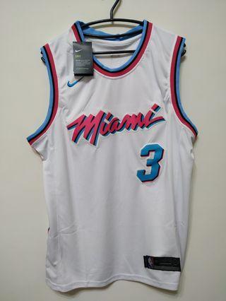 Wade NBA Jersey  basketball Adidas NIKE