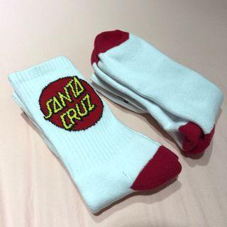 Santa Cruz長襪兩雙