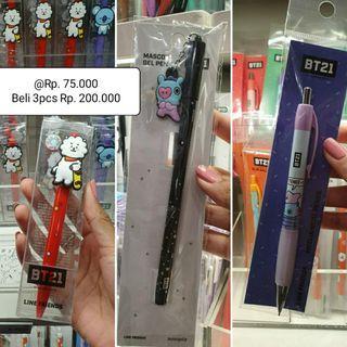 BT21 official merchandise original asli handcarry dari Korea