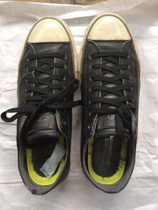 converse leather cT 2
