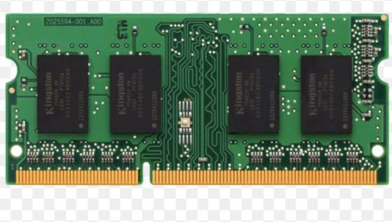 DDR4 8GB 2666MHZ (compatible with Macbook)